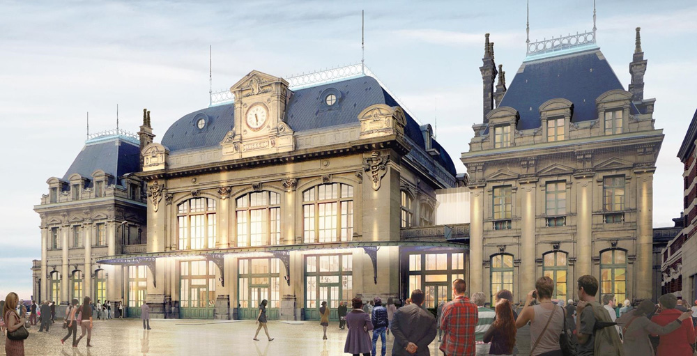 La Station Saint Omer