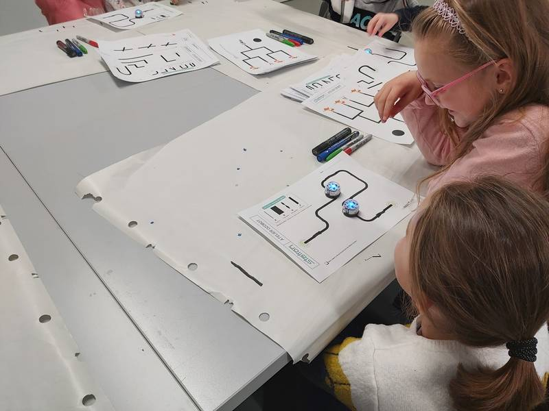 Ozobot Eperlecques
