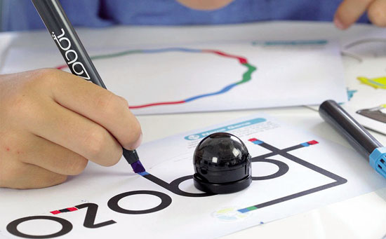 FORMATION DECOUVERTE CODAGE OZOBOT (Antenne de Fauquembergues)